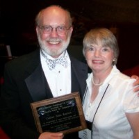 Volunteer of the Year for 2010: Cantor John Kaplan